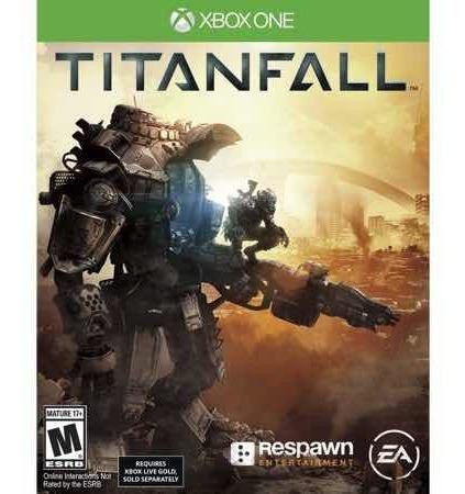 Jogo Titanfall, Mídia Física - Xbox One