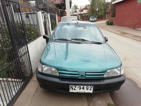 Peugeot 306 Año 1996 En Buen Estado, Se Reciben Ofertas