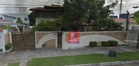 Casa Com 4 Dormitórios À Venda, 323 M² Por R$ 600.000 - Capim Macio - Natal/rn V0750 - Ca0258