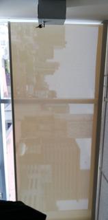 Persiana Enrollable En Tela Screen (malla De Control Solar)