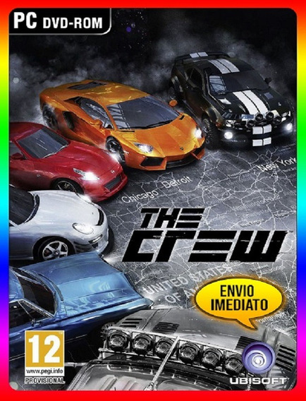 The Crew Pc - Uplay Key (envio Já)