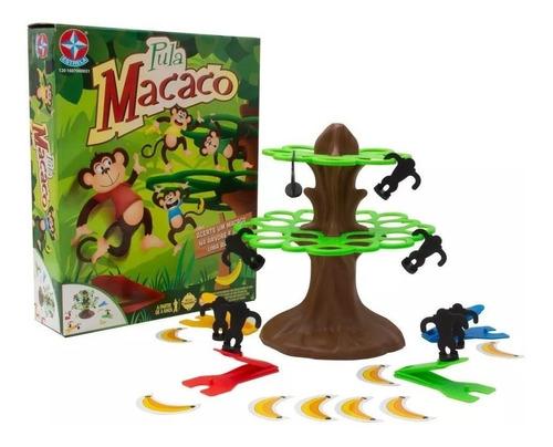 Jogo Pula Macaco - Diversão Em Familia - Estrela Original