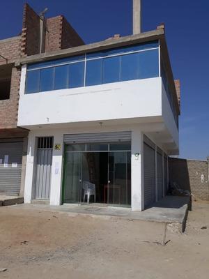 Se Vende Local Comercial En Los Constructores Nuevo Chimbote