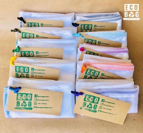 Bolsas Ecológicas 100% Reutilizables