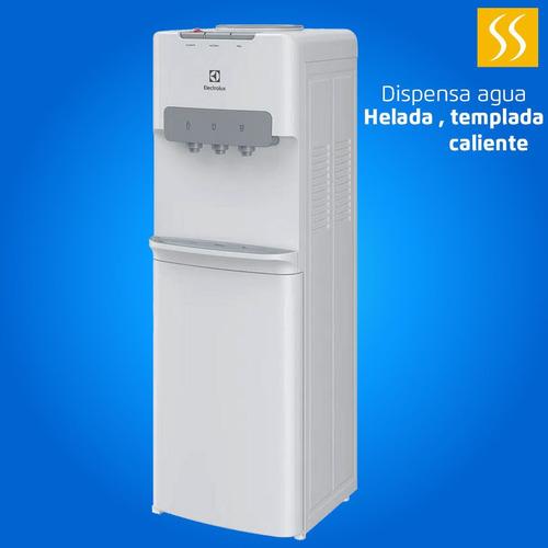 Dispensador De Agua Electrolux 15lt Gabeta Inferior Blanco