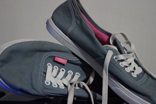 Zapatos Originales Vans Traidos Usa Men 8 Woman 6.5
