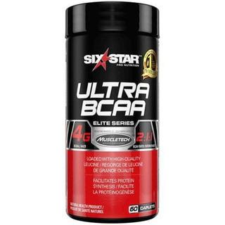 Ultra Bcaa 2:1:1 Muscletech Six Star - 60 Tabletes Oferta