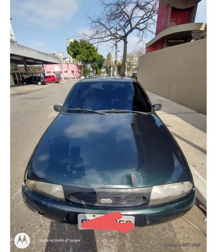 Imagem 1 de 7 de Ford Fiesta Motor Enduro