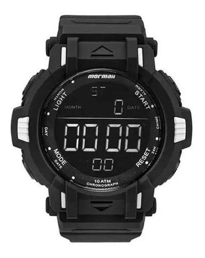 Relógio Mormaii Masculino Digital Preto Mom08111/8p