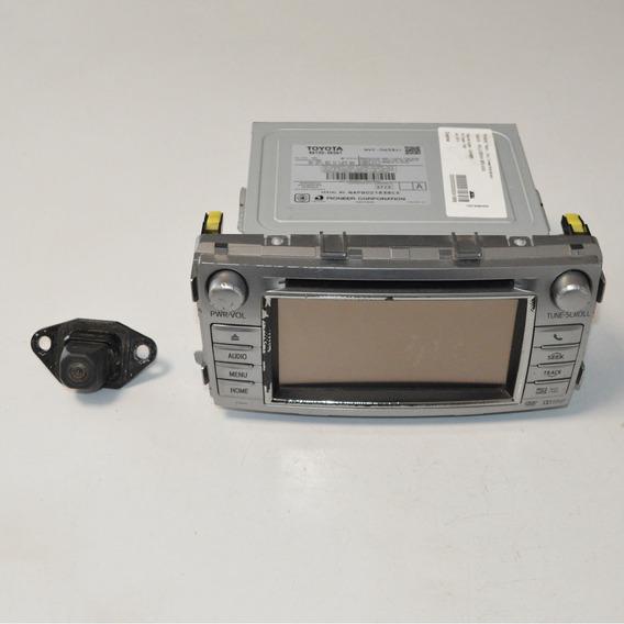 Rádio Com Câmera De Ré Da Hilux Sw4 12/15 3.0 4x4 Aut.