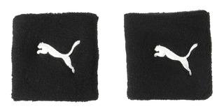 Muñequeras Puma Unisex Negro Tr Wristbands 05314701