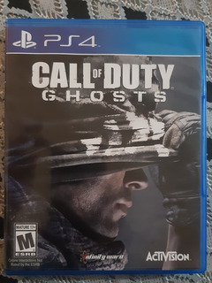 Juego Ps4 - Call Of Duty Ghosts