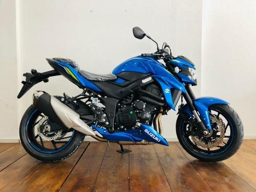 Suzuki Gsx S 750za 21/22 0km Azul Triton!!! Pré Encomenda!!!