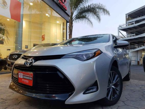 Toyota Corolla 2017 4p Le L4/1.8 Aut