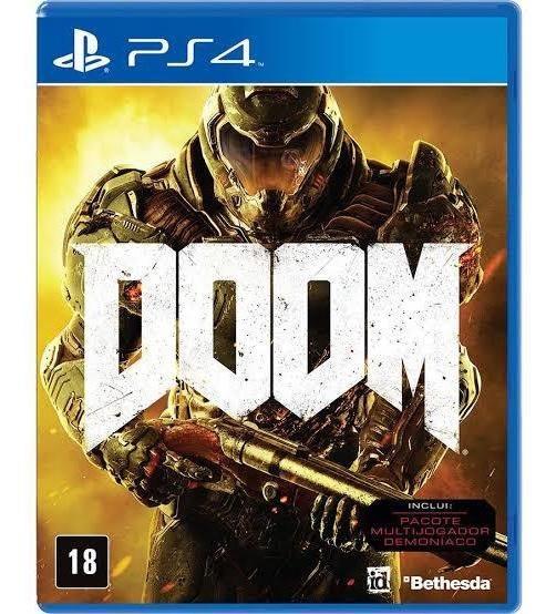 Doom- Doom Ps4 - Envio Imediato