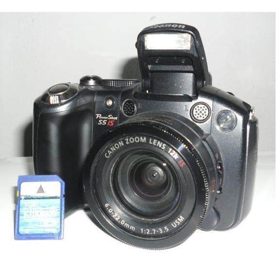 Camara Fotografica Digital Canon Power Shot S5 Ls