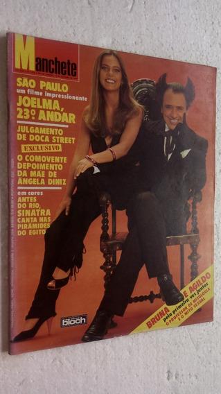 Revista Manchete Nº 1.434 - Agildo Ribeiro Bruna 1979