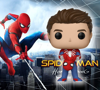 Muñeco Funko Pop, #395 Spider-man Gameverse