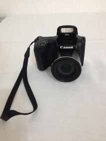 Câmera Digital Canon Powershot Sx400is Preta.16.0mp, Lcd 3.0