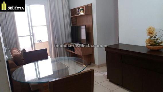 Apartamento 3 Quartos Para Venda No Bairro Vila Imperial Em São José Do Rio Preto - Sp - Apa3308