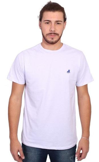 Camiseta England Polo Club Tagless Branco