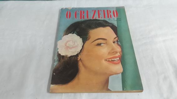 O Cruzeiro 28/11/53 Miss Objetiva-53/tv Tupi/rainha Cinema