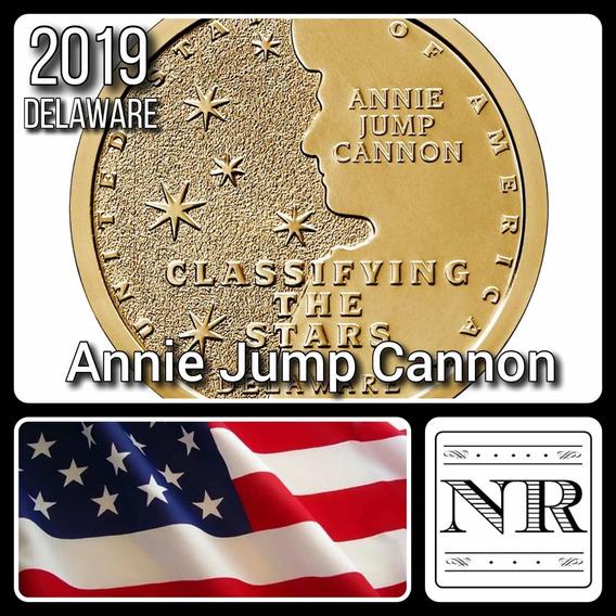 American Innovation - 2019 - Delaware - Annie J Cannon - Usa
