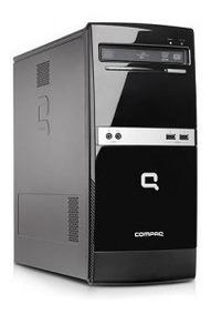 Computador Intel Compaq Core 2 Duo 2.9ghz 4gb Hd 500gb Win7