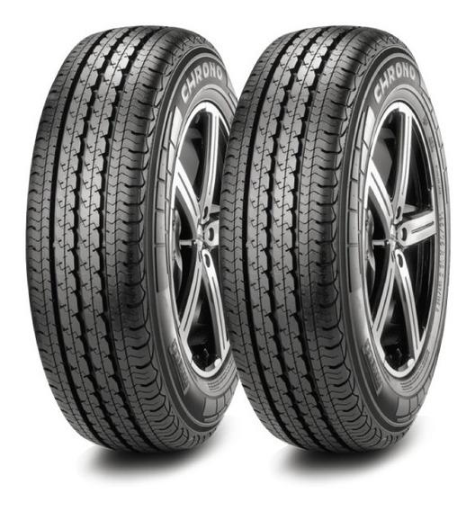 Kit X2 Neumaticos Pirelli 205/75 R16 Chrono Neumen