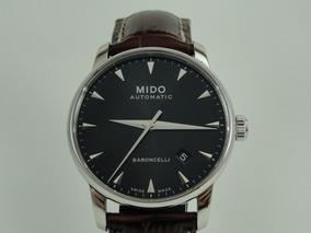 Relógio Mido Automático Mod: Baroncelli - Estado De Novo