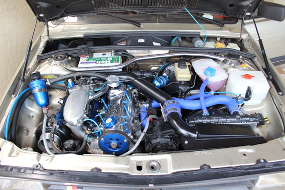 Volkswagen Voyage Turbo Forjado