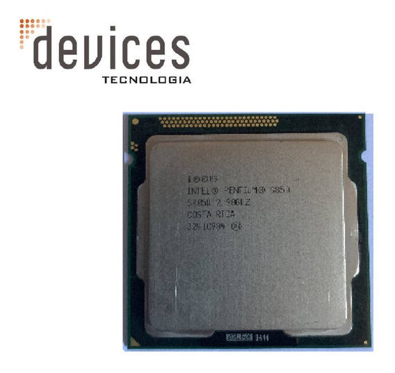 Intel Pentium G850 Sr05q 2.90ghz Para Desktop