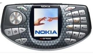 N Gage Nokia