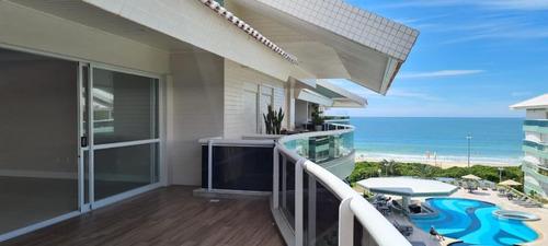 Imagem 1 de 30 de Cobertura Duplex  Com Vista  P/ O Mar - Praia Brava - Florianópolis/sc - Co0666