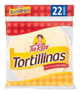 Tortillas Tía Rosa De Harina 22 Pzas