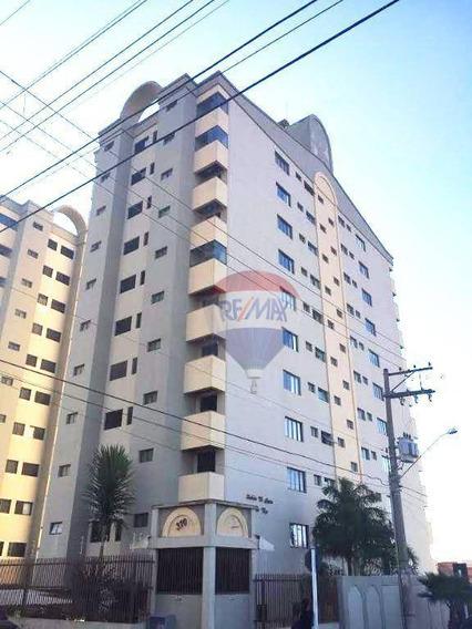 Apartamento Residencial À Venda, Chácara Floresta, Botucatu. - Ap0202