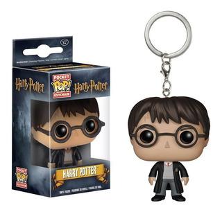Harry Potter - Chaveiro Pop Funko Keychain - Envio Imediato