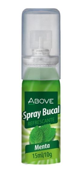 Spray Bucal Above Menta 15ml/10g Baston