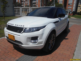 Land Rover Range Rover Evoque Pure Tp 2200cc Td Ct Tc 5p
