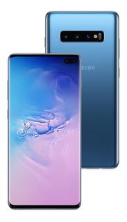 Celular Liberado Samsung Galaxy S10 Plus Azul