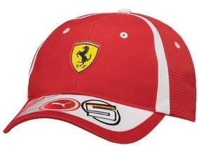 Boné Puma Scuderia Ferrari Vettel
