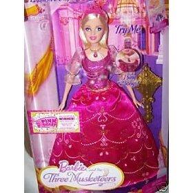 Barbie Y Los Tres Mosqueteros Cantando Corinne Doll