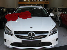 Mercedes Benz Classe Cla 1.6 Turbo Flex 4p