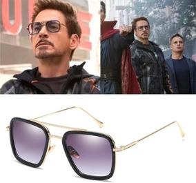 55cdd8b78c Lentes Tony Stark Iron Man Avengers Infinity -entrega Gratis