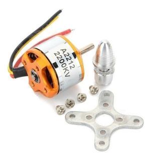 Motor-brushless A2212/6t 2200kv - Drone