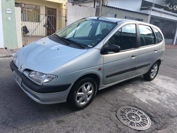 Renault Scénic Alize 1.6 2001 Completa