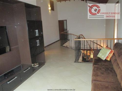 Imagem 1 de 29 de Casas Em Condomínio À Venda  Em Jundiaí/sp - Compre O Seu Casas Em Condomínio Aqui! - 1334170