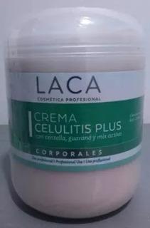 Crema Celulitis Plus 500g Laca