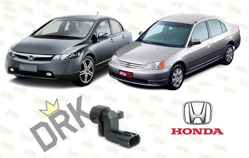 Imagem 1 de 3 de Sensor De Rotação Honda Civic 1.7 2004 2005 2006 00601d09
