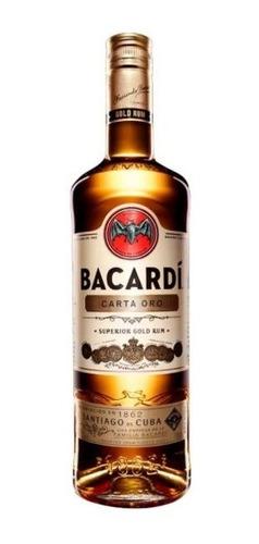 Rum Bacardi Gold 980ml